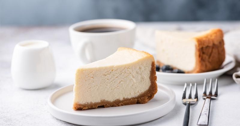 Offrez-vous un moment de pure gourmandise avec la recette du vrai cheesecake à la new-yorkaise !