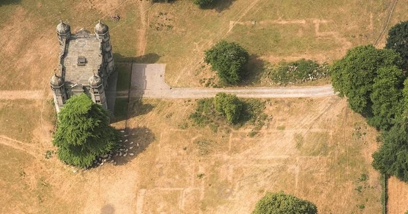 La sécheresse fait ressurgir de nombreux vestiges oubliés au Royaume-Uni