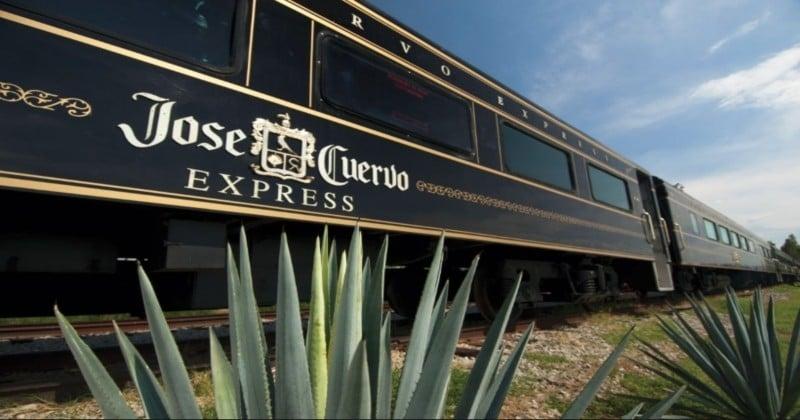 Embarquez pour un tour culturel du Mexique à bord d'un train à tequila !