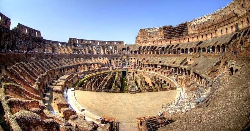 Rome: pour la première fois depuis 40 ans, il est possible de visiter le dernier étage du Colisée