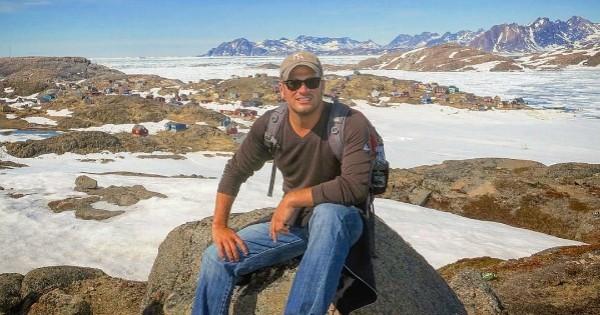 À 32 ans seulement, cet américain est l'homme le plus jeune à avoir visité tous les pays du monde