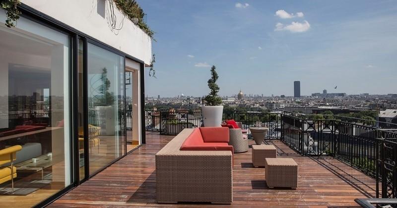 Les plus belles terrasses du monde qui nous donnent envie de s'y prélasser à vie