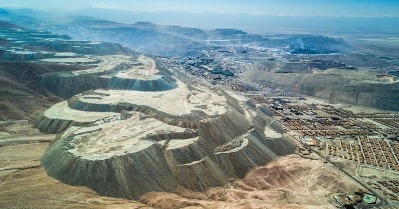 Le projet de mine à ciel ouvert «Montagne d'or» devrait être relancé par François de Rugy