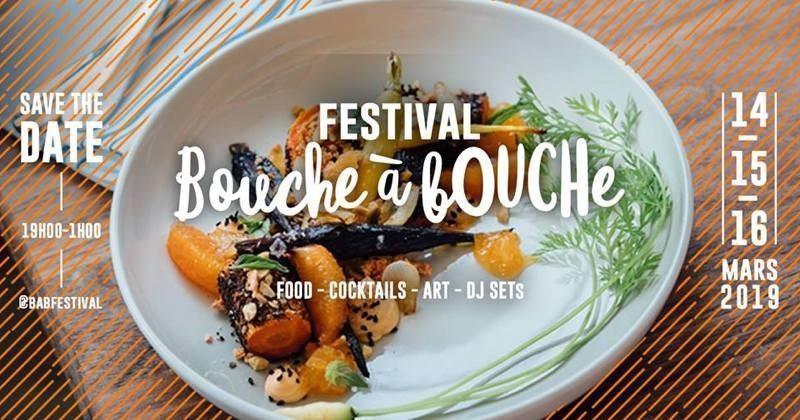 Découvrez des plats de chefs pour moins de 10€ au Festival Bouche à Bouche, du 14 au 16 mars 2019!