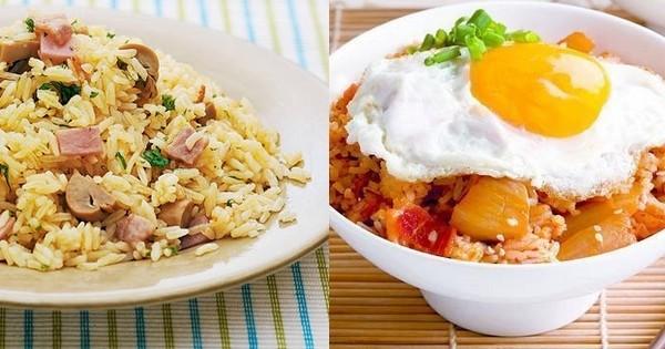 Il vous reste du riz du repas de la veille voici 5 for Repas sans cuisiner