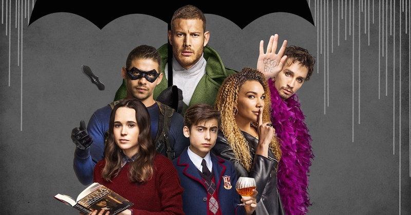 Netflix dévoile la date de sortie de la saison 2 de Umbrella Academy