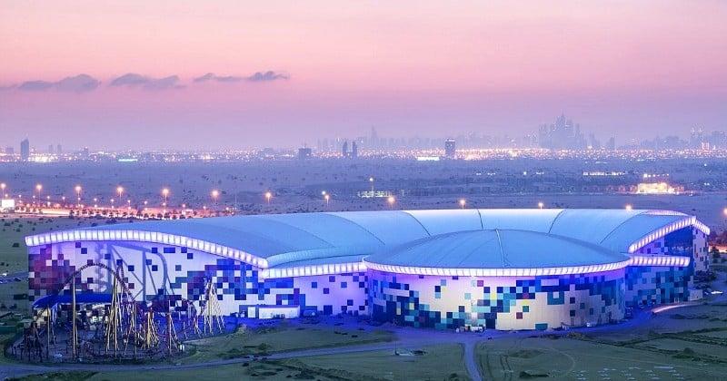 Dubaï a ouvert le plus grand parc d'attractions indoor du monde : regardez à quoi il ressemble