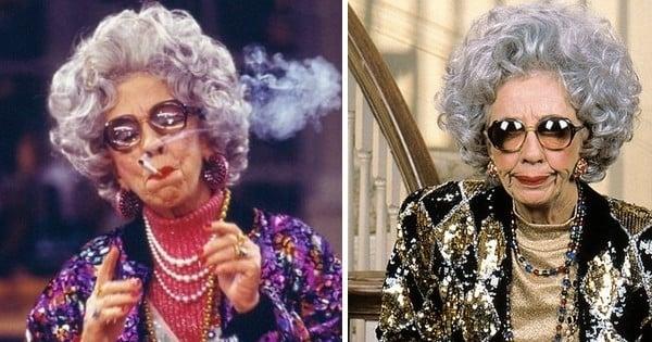 Grand-mère Yetta, d'« Une nounou d'enfer » est morte : retour sur ses scènes les plus drôles !