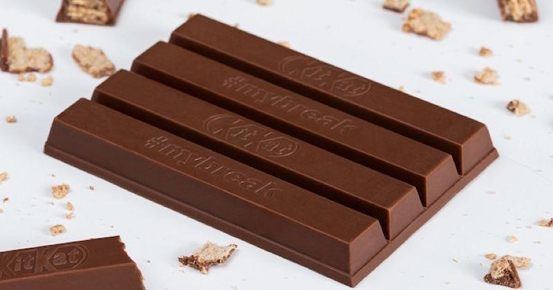 Nestlé dévoile une nouvelle recette de KitKat