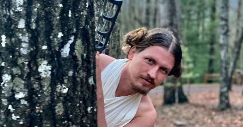 Pendant le confinement, cet homme sert de cobaye à sa petite amie coiffeuse et le résultat est hilarant