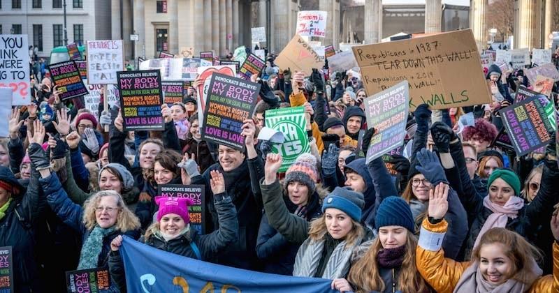 À Berlin, la Journée internationale des droits des femmes devient un jour férié