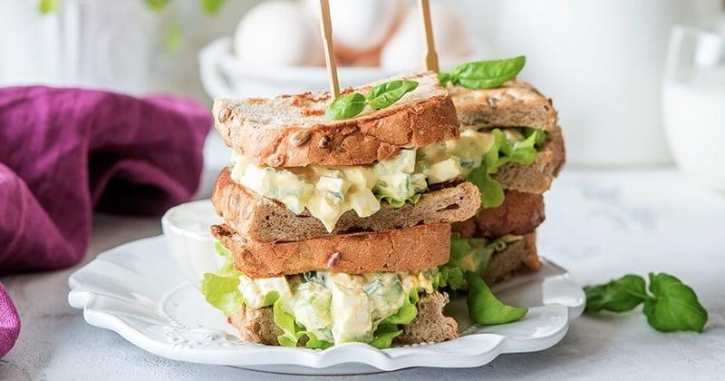 15 idées de sandwichs pour les gourmands pressés