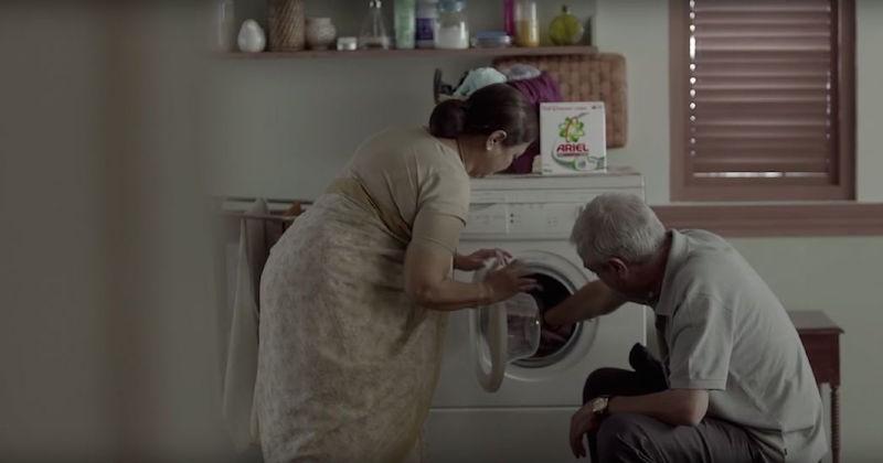 La publicité féministe d'Ariel pour soulager les femmes dans les tâches ménagères