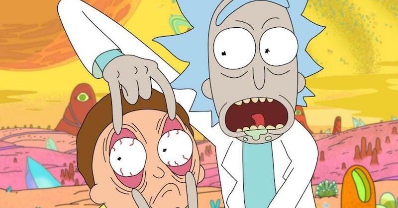 Rick & Morty : la saison 4, première partie, disponible sur Netflix
