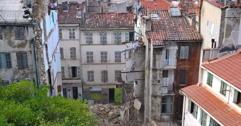 #Balancetontaudis, le mouvement qui dénonce les habitations insalubres à Marseille