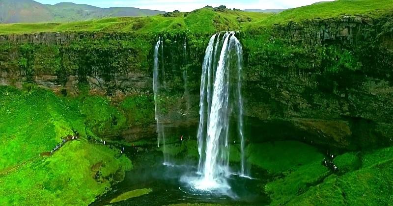 Vidéo : survolez l'Islande et la Norvège pour 4 minutes d'un spectacle grandiose