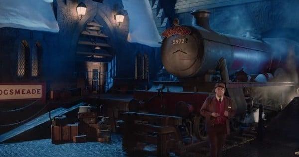 Parc d'attractions Harry Potter à Hollywood : enfin, on a les premières images !