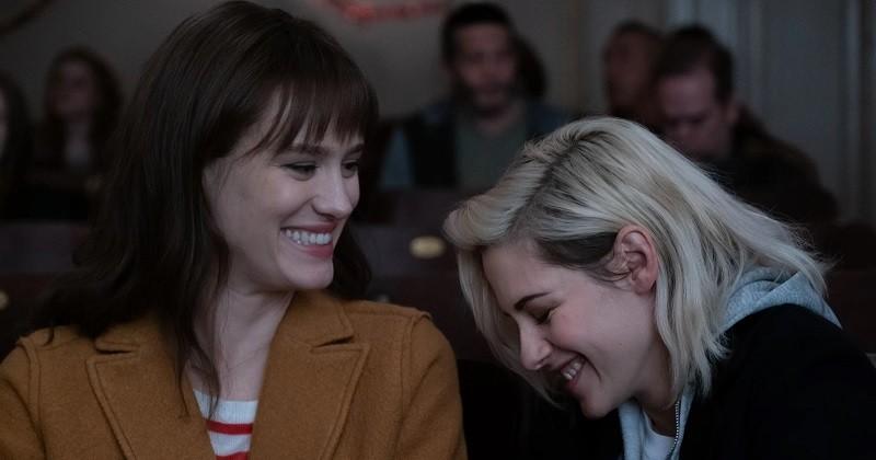 « Happiest Season » : Kristen Stewart en tête d'affiche de la bande-annonce du premier film de Noël lesbien