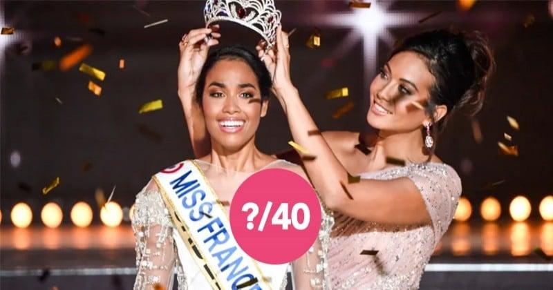 Miss France 2021 : faites le test de culture générale comme les Miss