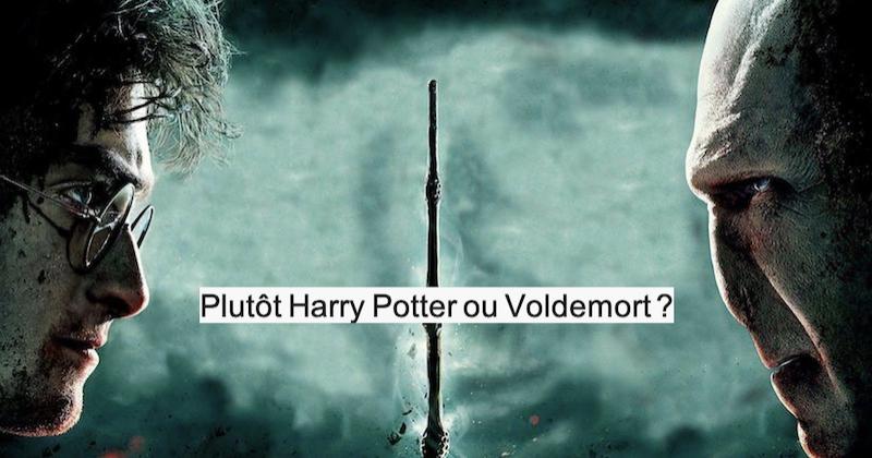Test : quel personnage de Harry Potter es-tu ?