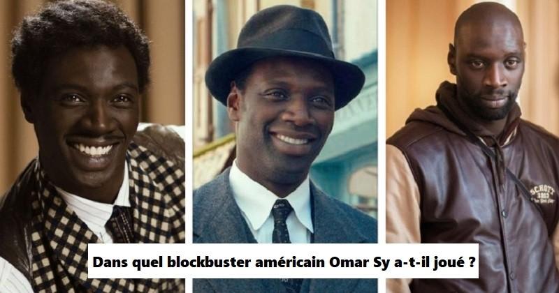 Quiz : Tu es fan d'Omar Sy, mais connais-tu bien sa carrière?