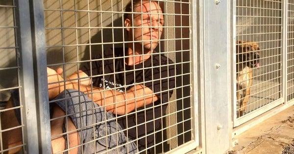 L'humoriste Rémi Gaillard va s'enfermer 24h/24 dans une cage de la SPA, filmé et retransmis en direct sur Facebook, et sera libéré quand tous les animaux du refuge seront adoptés