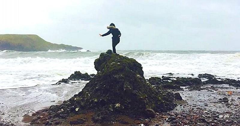 Dans les pas de... Lola à Aberdeen