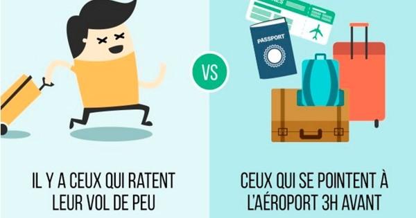 Découvrez les deux grandes catégories de personnes que vous allez forcément croiser en vacances cet été : laquelle redoutez-vous le plus ?