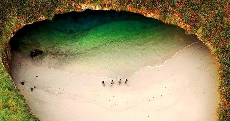 Mexique: les îles Marietas et leur étonnante plage cachée absolument unique