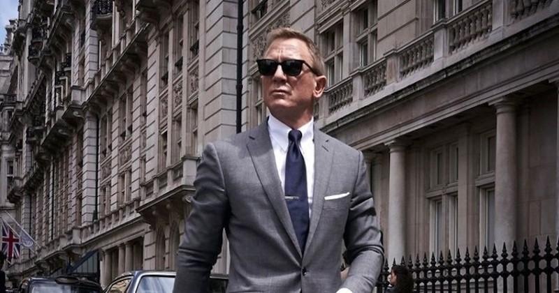 Première bande-annonce sombre et explosive du dernier James Bond avec Daniel Craig
