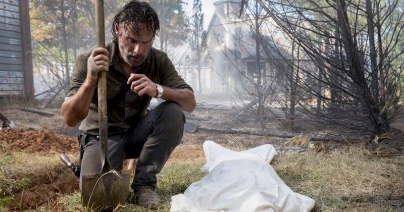 La saison 9 de The Walking Dead sera la dernière d'Andrew Lincoln, l'interprète de Rick Grimes, le héros de la série