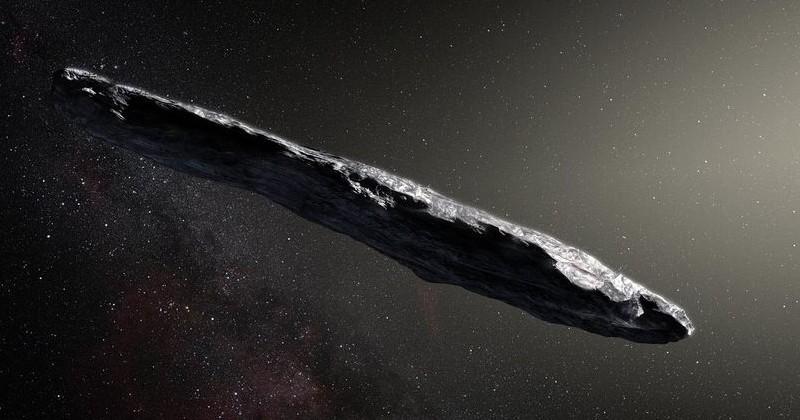 Cet objet mystérieux qui est passé à proximité de la Terre le mois dernier pourrait bien être un engin extraterrestre, selon ces scientifiques