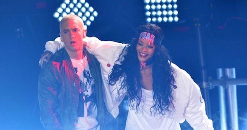 Rihanna et Eminem : un nouveau duo est-il prévu entre les deux artistes ?