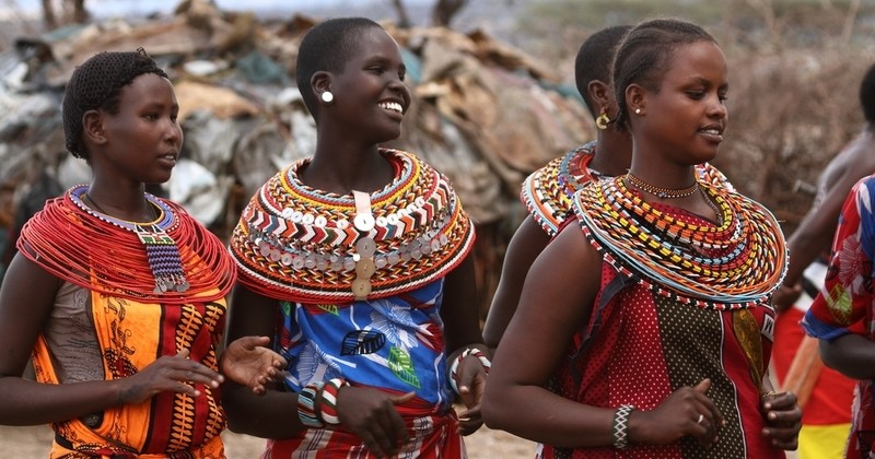 Afin de se préserver des violences conjugales, des femmes kényanes fondent des villages exclusivement féminins