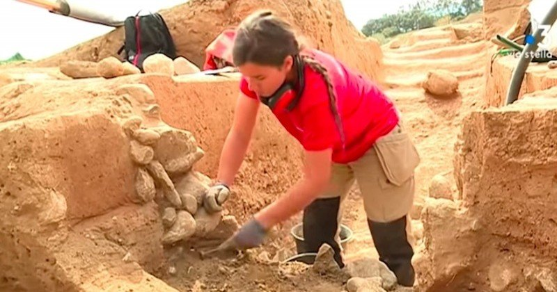 Une tombe étrusque vieille de plus de 2 000 ans découverte en Corse