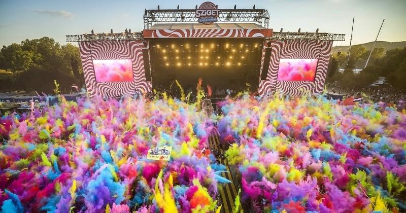 Les 5 raisons pour lesquelles le Sziget Festival est le meilleur festival d'Europe