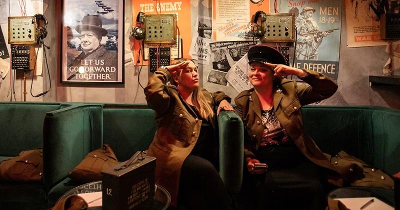 Bletchley : un bar dédié aux fans d'énigmes et de cocktails
