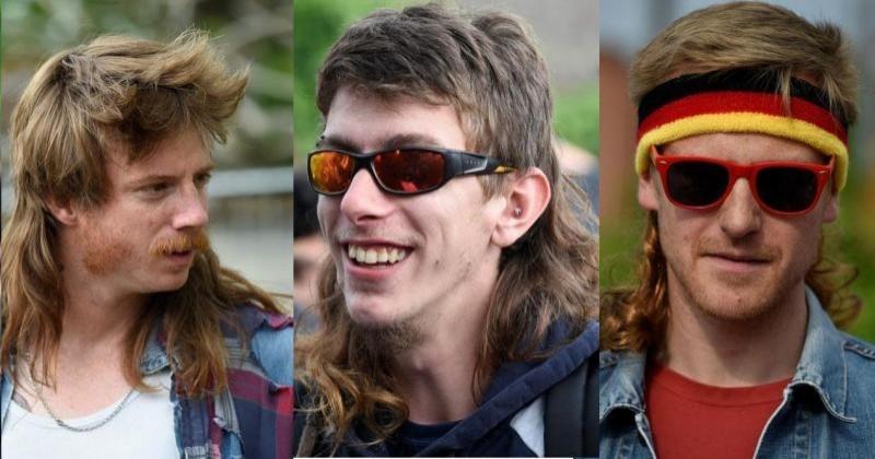Les plus belles coupes mulet réunies lors du premier festival européen organisé en Belgique