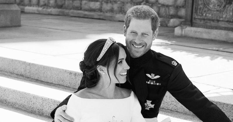 Mariage du Prince Harry et Meghan Markle : les photos officielles dévoilées