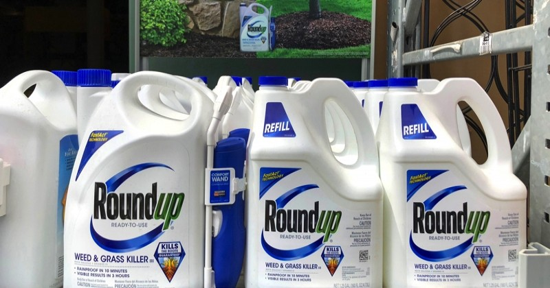 Glyphosate : le tribunal administratif de Lyon bloque la commercialisation du Round Up Pro 360, une première