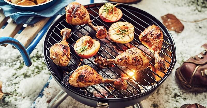 15 recettes très faciles à faire au barbecue