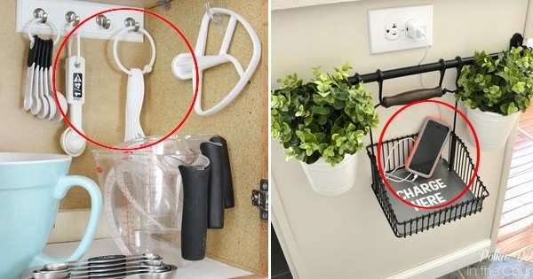 11 astuces pour optimiser votre espace de stockage dans votre cuisine: on parie que vous n'y avez jamais pensé!
