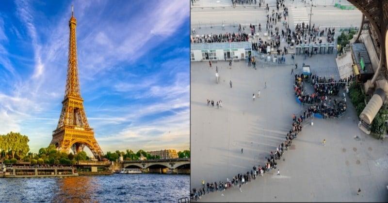 Photographiés dans la «vraie vie», ces 10 monuments célèbres sont plutôt décevants !