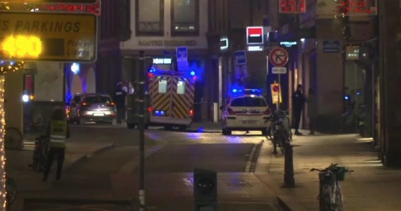 Fusillade à Strasbourg : ce que l'on sait sur le bilan et le tireur à l'heure actuelle