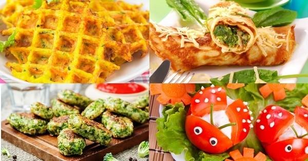 16 recettes à base de légumes spécialement pour vos enfants: ils vont enfin  adorer les légumes, et vous pourrez nous dire merci