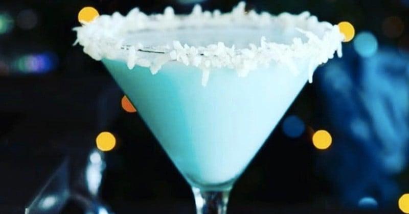 Jack Frost, le cocktail à base d'ananas et vodka qui va rafraîchir votre été !