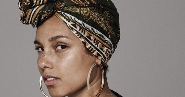 Alicia Keys a décidé de ne plus se maquiller ! Quand vous comprendrez pourquoi, vous serez peut-être d'accord avec elle
