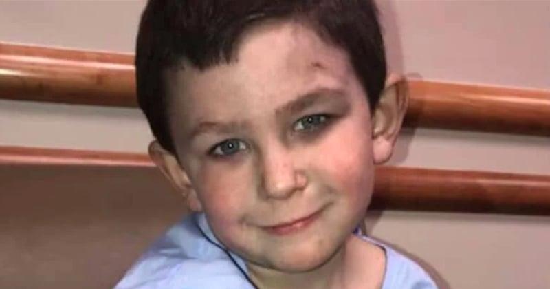 Ce petit garçon de 5 ans sort sa petite soeur par la fenêtre lors d'un incendie et y retourne pour sauver son chien