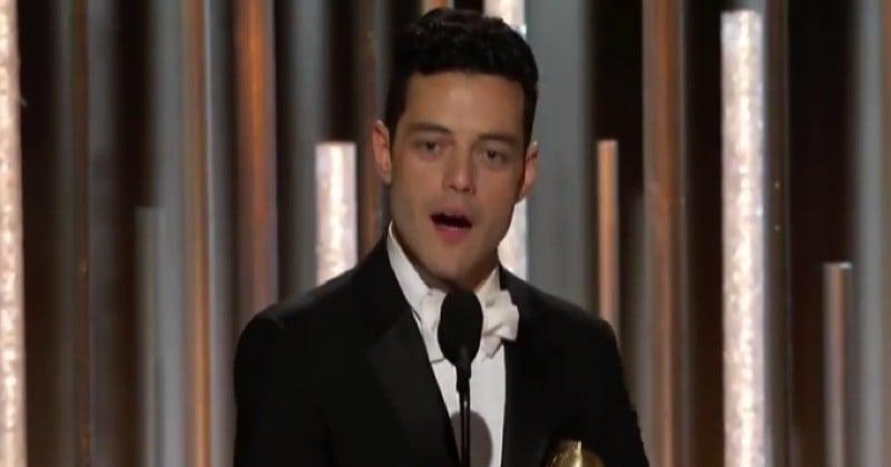 Le sacre surprise de «Bohemian Rhapsody » et Rami Malek aux Golden Globes