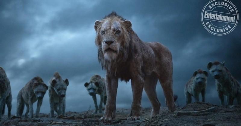 Disney dévoile de nouvelles images du film Le Roi Lion